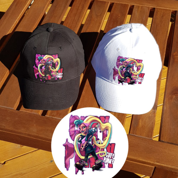 Casquettes Cuty Punky Pitus