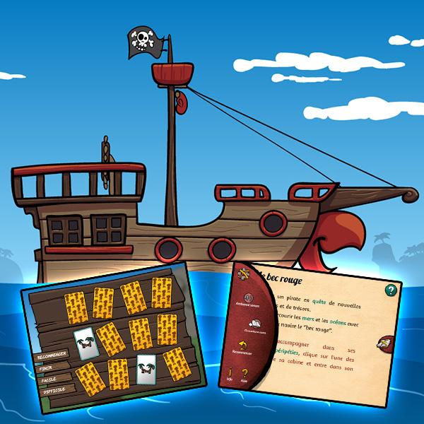 Exemple de livre numérique interactif